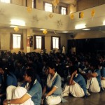 Students in Rapt attention