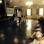 Suparnaa Chadda Addressing the students