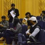 iimc students sharing anecdotes